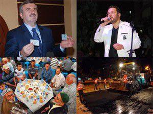 Büyükşehirin Ramazan mesaisi yoğun geçti