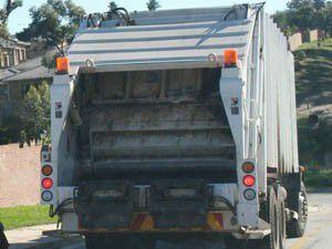 Yeni Doğana yeni çöp kamyonu