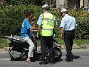 Trafikten sürücülere uyarı geldi