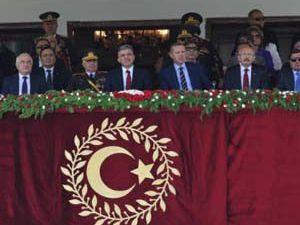 Erdoğan ve Kılıçdaroğlu bayramlaştı