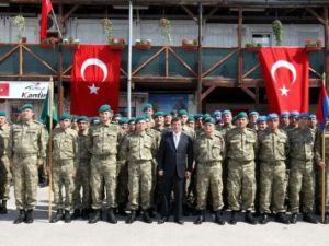 TSK, Bosnada bir daha acılara izin vermeyecek