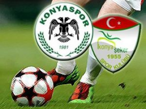 Konyasporda lig öncesi hazırlık maçı