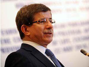 Rapor rezaletine Davutoğlu sert çıktı