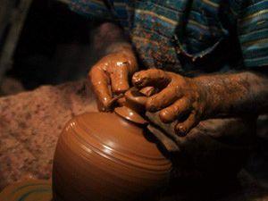 Konya Sillenin son çömlek ustası