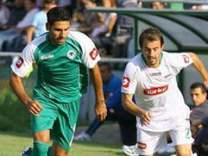 Konyaspor, Torku Şekerspor ile yenişemedi