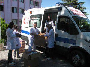 Karatay Belediyesi yaşlıları unutmadı