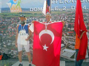 Durali Yıldız Balkan Şampiyonu oldu