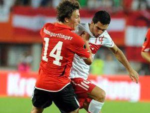Avusturya 0-0 Türkiye