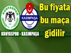 Konyasporlular maçı kaça izleyecek?