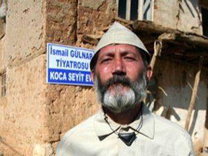 Filmin yönetmeni Kıbrıs Gazisi