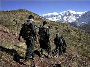 PKKya Siirtte kıskaç