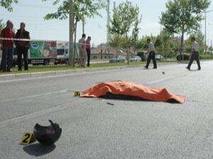 Konyada feci kaza: 2 ölü