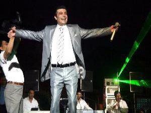 Oğuz Yılmaz Konyada konser verdi