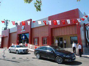 Sedirler sosyal tesisi açıldı