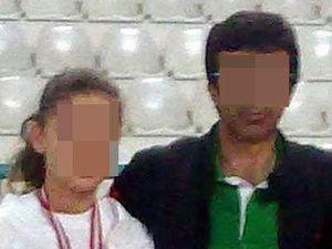 Öğrencisini kaçıran öğretmen yandı