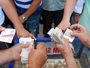 Akşehirden Afrikaya 520 bin lira