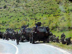 Kato Dağında büyük operasyon başlatıldı