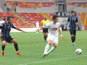 Konyaspor 1 puan çıkarabildi