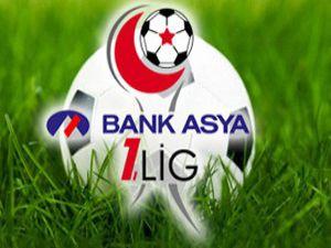 Banka Asya 1. Ligde sonuçlar