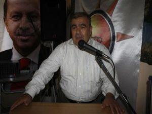 AK Parti sorunların çözümü için var