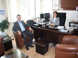 Beyşehire yeni nüfus müdürü