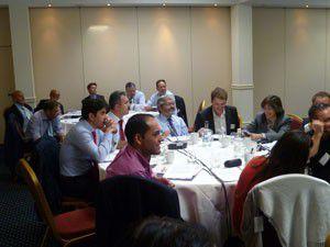 Büyükşehir, ICLEI toplantısına katıldı