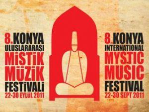 Mistik müzik festivali Konyada başlıyor