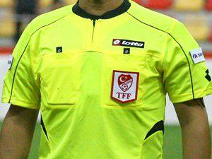 Konyaspor-Kartalspor maçının hakemi