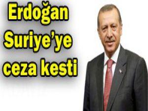 Erdoğan ne ceza kesti?