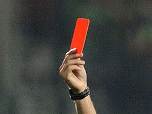 Süper Ligde 3 haftada 11 kırmızı kart!