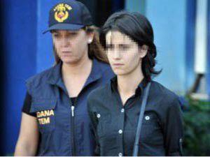 17 yaşındaki kızı PKK dağa götürecekti