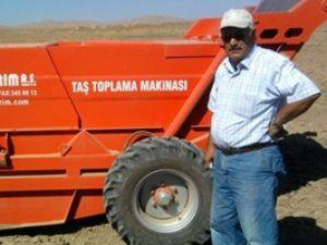 Sarayönünde çiftçilere destek