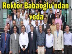 Babaoğlu KTO Karataya veda etti