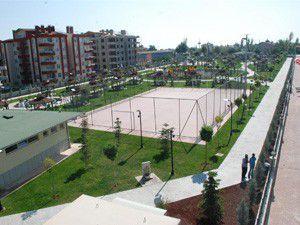 Çevre parkı halkın hizmetine girdi