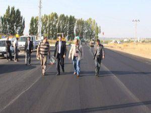 Beyşehirde asfaltsız cadde kalmayacak