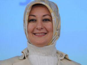 First Lady Konyaya geliyor