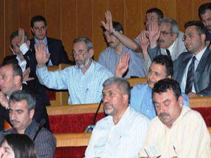 Çiftçi Mallarını Koruma Meclisi için gizli oylama