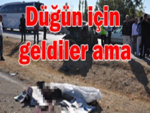 Konyada yine acı bir kaza: 1 ölü