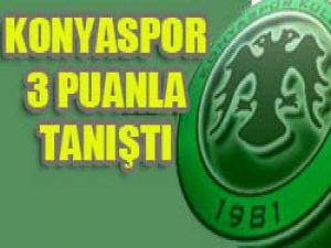 Konyaspor Sakaryayı devirdi