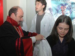 Selçuklu Tıp öğrencileri göreve hazır