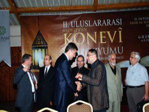 2. Uluslararası Konevi Sempozyumu Konyada