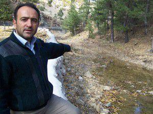 Su kaynakları tarımın hizmetine girecek