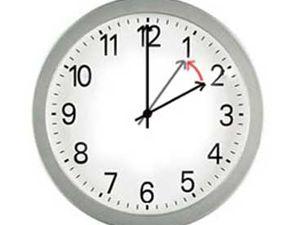 Saatler 1 saat geri alınacak