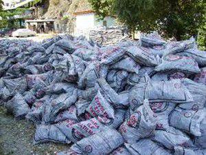 2500 aileye kömür yardımı