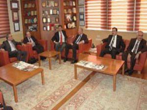 Atina Büyükelçisi Konyayı bekliyor