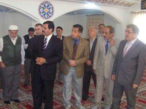 Bilal Habeşi Camisi ibadete açıldı