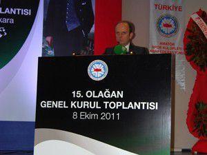 Mehmet Baykan yeniden ASKK Genel Başkanı