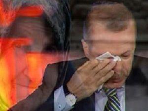 Erdoğanın annesine okuduğu şiir
