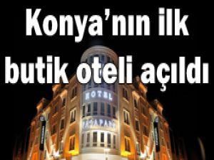 Konyada Paşapark Hotel açıldı