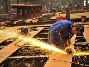 Sanayi üretimi Ağustos ayında yüzde 3,8 arttı